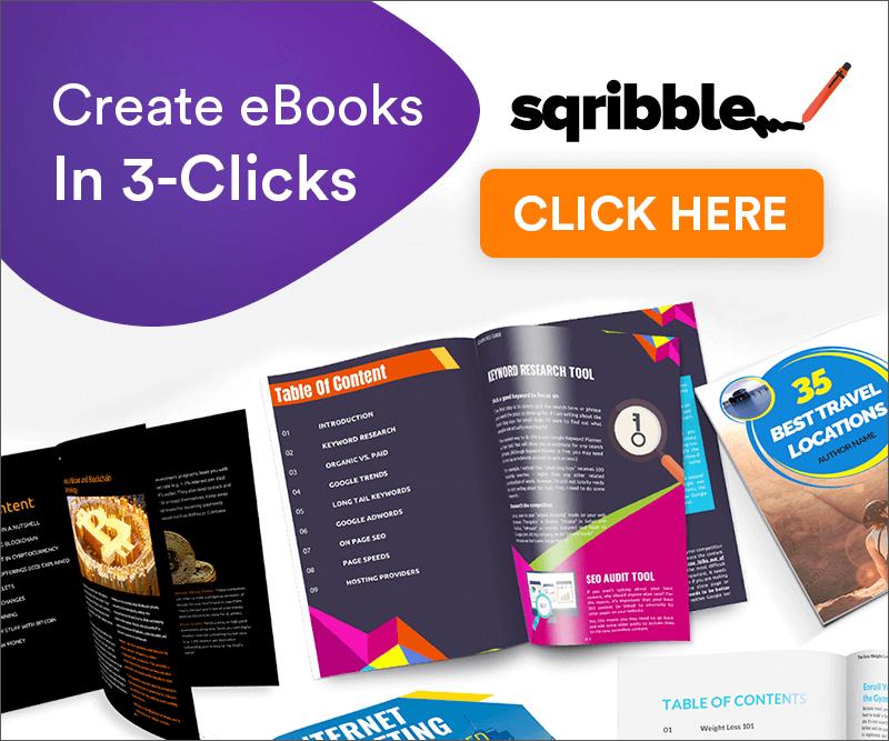 create ebooks in minutes